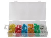 Fuse Assortment 120pc, Automotive ATC Style Velleman HAS08