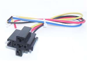 5 Wire Relay Pigtail