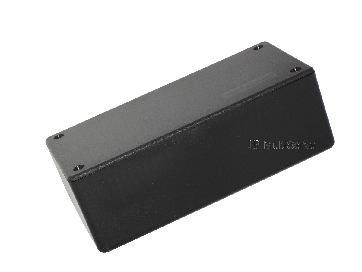 Plastic Project Box or Electronics Enclosure 2.5x1.7x.1.2 inches