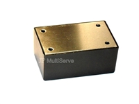 Electronic Project Box 2.68 x 1.7 x 1.18 inches w Aluminum Lid
