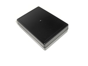 ABS Project Box Enclosure 3.26 x 2.31 x 0.80 inch Black Serpac C10,BK