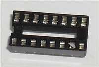 16 Pin IC Socket