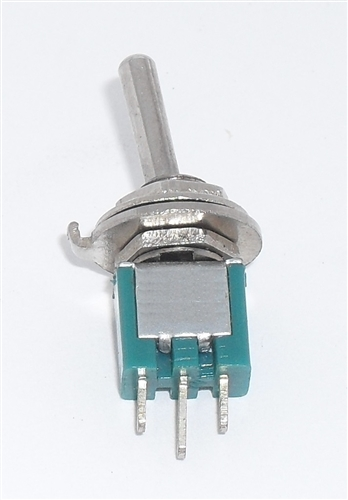 SPDT ON/ON SubMiniature Toggle Switch Closeout
