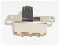 23mm Slide Switch SPDT ON/ON (on/none/on) Two Position
