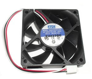 70mm x 20mm 12Vdc Muffin Fan 0.7A