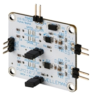 Assembled Stereo Audio Amplifier Board, Class D Velleman MM210
