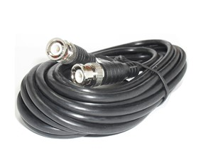 15ft BNC Male to BNC Male RG58/U 50ohm Coax Patch Cable