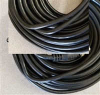 BLEMISHED 25ft BNC Male RG58/U 50 Ohm Coax Patch Cable