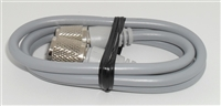 6ft RG8X Coax PL259 Patch Cable
