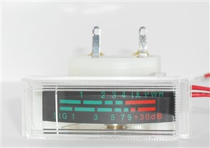 S and RF Meter (Cobra 25 CB), LED Lit