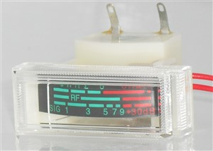 S and RF and SWR Meter (Cobra CB 29 and 148), LED Lit