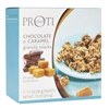 Chocolate & Caramel Granola Protein Snack
