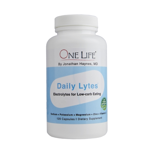 Daily Lytes - Electrolytes for Low-Carb Eating