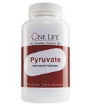 Pyruvate - For boosting your Metabolism