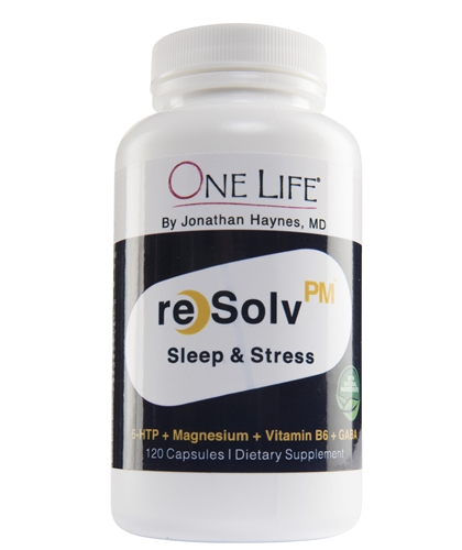 reSolv PM - for Sleep and Stress