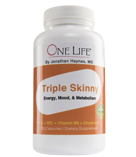 Triple Skinny - For Energy, Mood, and Metabolism