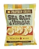 Crunchy Sea Salt & Vinegar Protein Chips