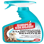 Simple Solution Hardfloor Pet Stain & Odor Remover, 32 oz