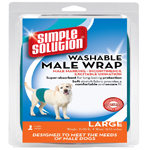 Bramton Simple Solution Washable Male Wrap Size Large