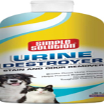 Simple Solution Pet Urine Destroyer / 2X Pro-Bacteria and Enzyme Formula,  32 oz