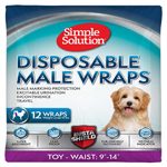 Bramton Disposable MALE Wrap X-Small