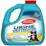 Simple Solution Urine Destroyer Easy Pour, 1 Gal
