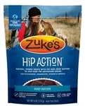 Zukes Dog Hip Action Beef 6Oz