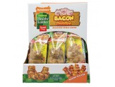 Nylabone Healthy Edibles Bacon Buddies Regular Display Tower 30pc