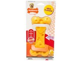 Nylabone Dura Chew Cheese Bone Giant