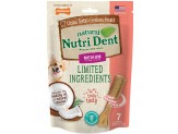 Nutrident Coconut Dental Chew Treat Medium Pouch 7ct