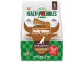 Nylabone Natural Healthy Edibles Bully Chews Large 6ct