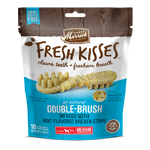 Merrick Dog Fresh Kisses Mint Strips Medium 6Oz 6 Count