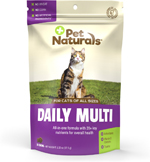 Pet Naturals Of Vermont Cat Daily Multi 30Ct