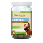 PET NATURALS OF VERMONT DOG CHEW CALMING XLARGE 40 COUNT