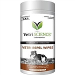 Vetri-Science Dog and Cat Wipes Flea Tck 60Ct