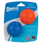 ChuckIt! Strato Ball Dog Toy Small 2pk