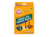 Arm & Hammer Swivel Bin Waste Bags 20ct