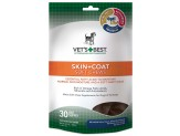 Vet's Best Skin & Coat Soft Chews 30ct