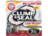 Arm & Hammer Clump & Seal Lightweight Multi Cat 9lb-Case of 2