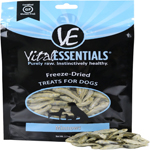 Vital Essentials Minnows Freeze-Dried Raw Dog Treats, 2.5OZ
