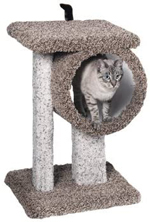 Classy Kitty Tunnel Tower 25in
