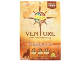 Earthborn Holistic VENTURE Grain Free Duck & Pumpkin 12.5#