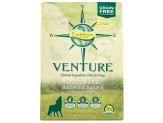 Earthborn Holistic VENTURE Grain Free Turkey & Butternut Squash 12.5#