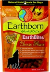 Earthborn Earthbites Cheese Flavor Treats 7.5Oz