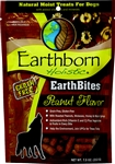 Earthborn EarthBite Peanut Flavor Treats 7.5ozRecipe 7.2oz
