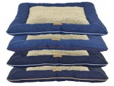 Dallas Maunufacturing Denim Pillow Bed 36x26