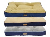 Dallas Manufacturing Gusset Denim Bed Large 36x26