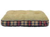 Dallas Manufacturing Home D cor Gusseted Memory Foam Dog Bed 28x38