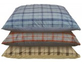 Dallas Manufacturing Giant Brushed Plaid Bed 42x52
