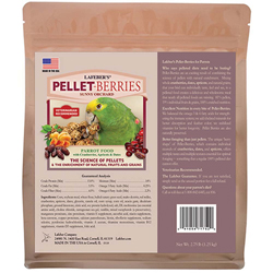 Lafeber Pellet-Berries Parrot Food 2.75lb